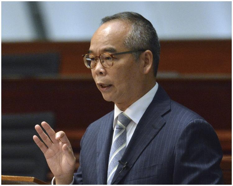 民政事務局局長劉江華表示,期望汲取經驗後可將計劃推廣至其他大灣區城市。 資料圖片