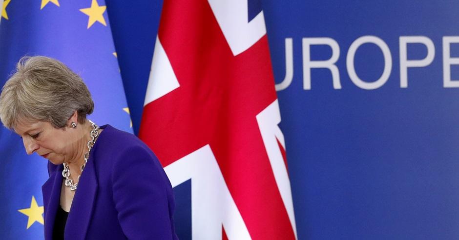 文翠珊将宣布脱欧协议已完成95%。