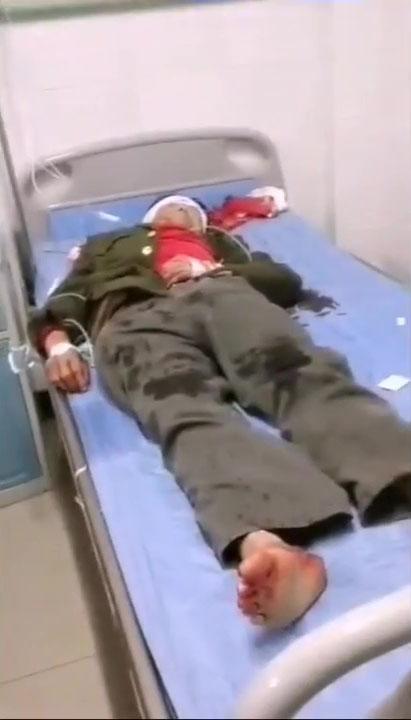 多人受傷送院救治。(網圖)