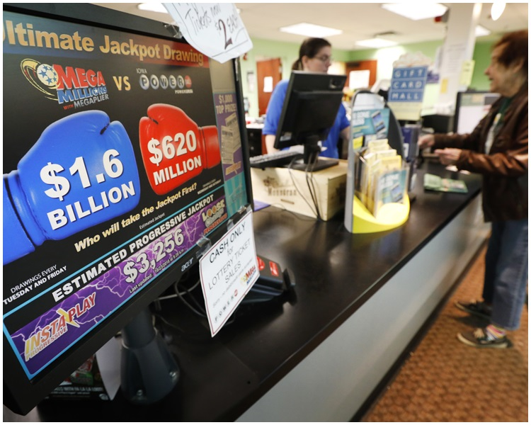 美国南卡罗来纳州售出一张史上最高奖金的彩票。