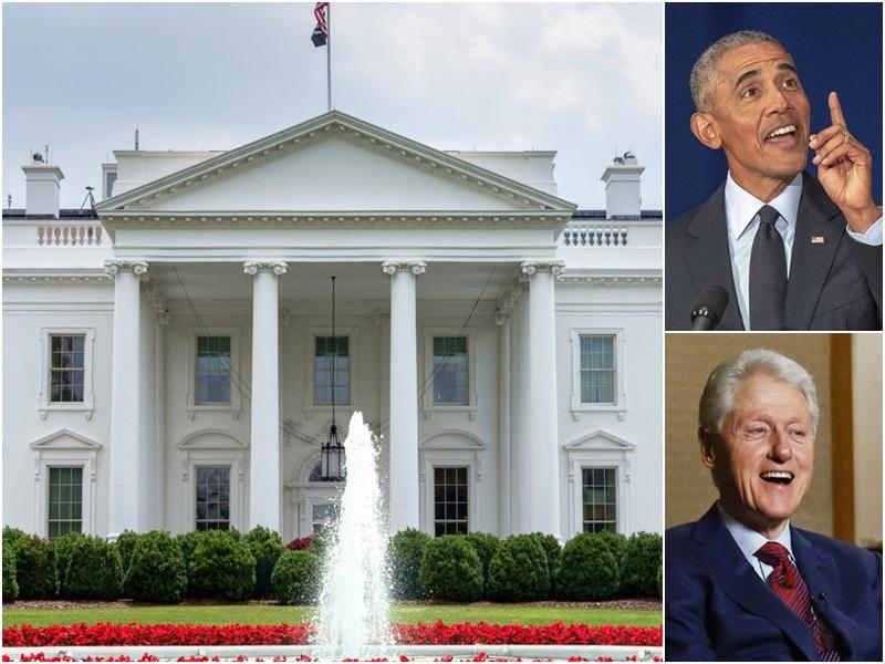 白宮、前總統奧巴馬及克林頓住所均收到可疑包裹。