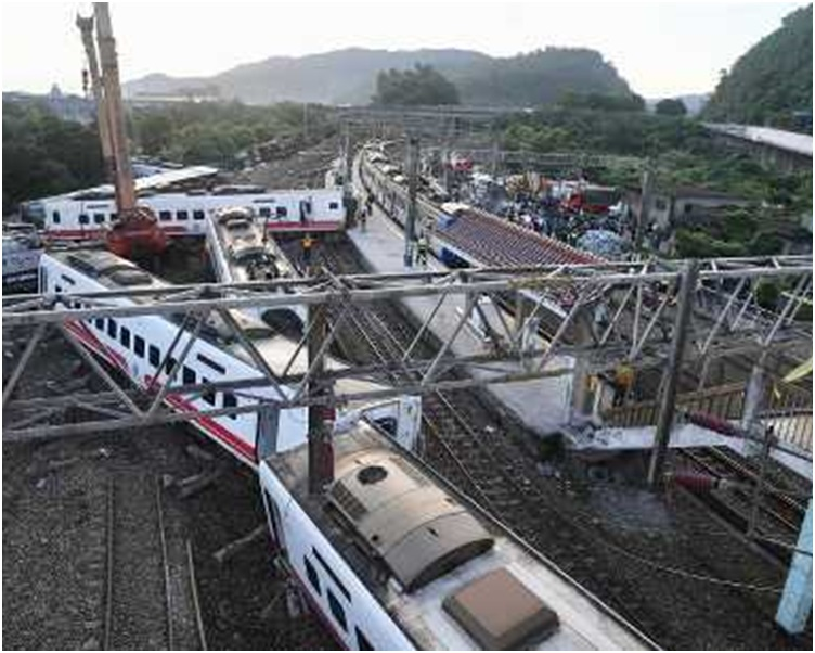 事故造成18人死亡,190人受傷。資料圖片