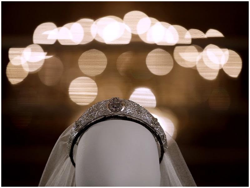 英女皇借出的白金鑽石皇冠。AP