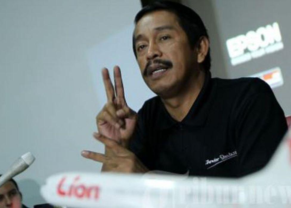 狮子航空公司行政总裁西拉伊特客机早一天从峇里飞往耶加达途中的确出现「技术问题」。TRIBUNNEWS资料图片