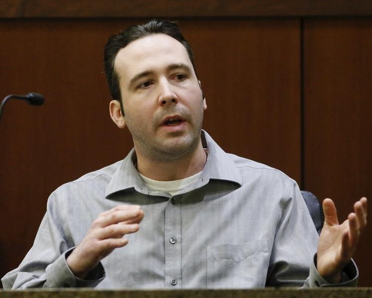 被告赫恩被判終身監禁,但將來或可申請假釋。AP