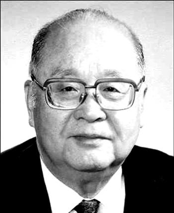 原光大集團名譽董事長王光英昨晚於北京病逝,享年100歲。資料圖片