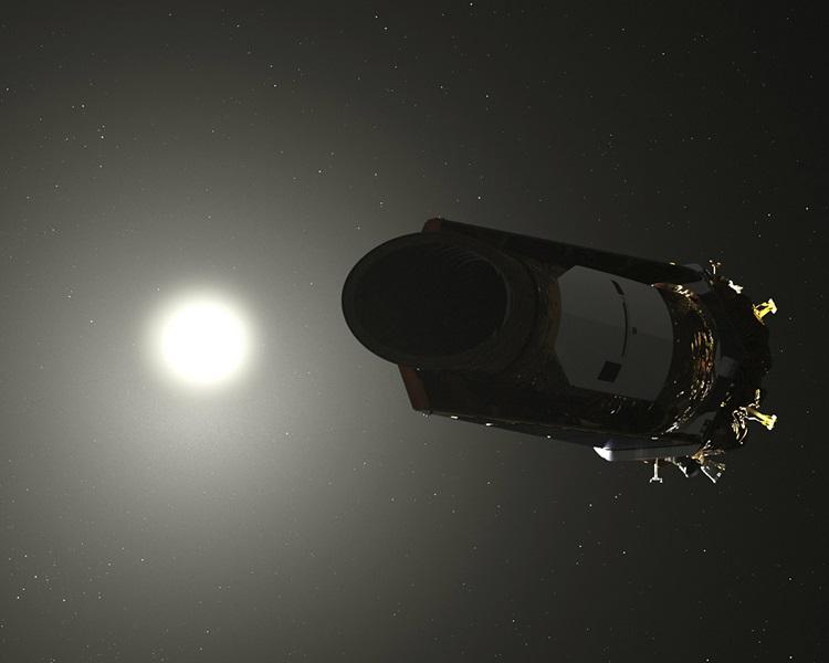 「開普勒」太空望遠鏡服務9年多後終退役。AP