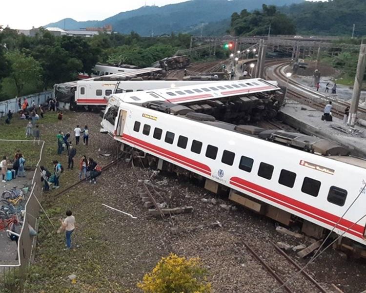 日本製造商承認「普悠瑪」列車設計有漏洞。資料圖片