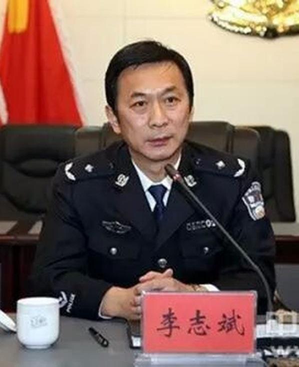 內蒙古公安廳副廳長李志斌昨日自縊。資料圖片