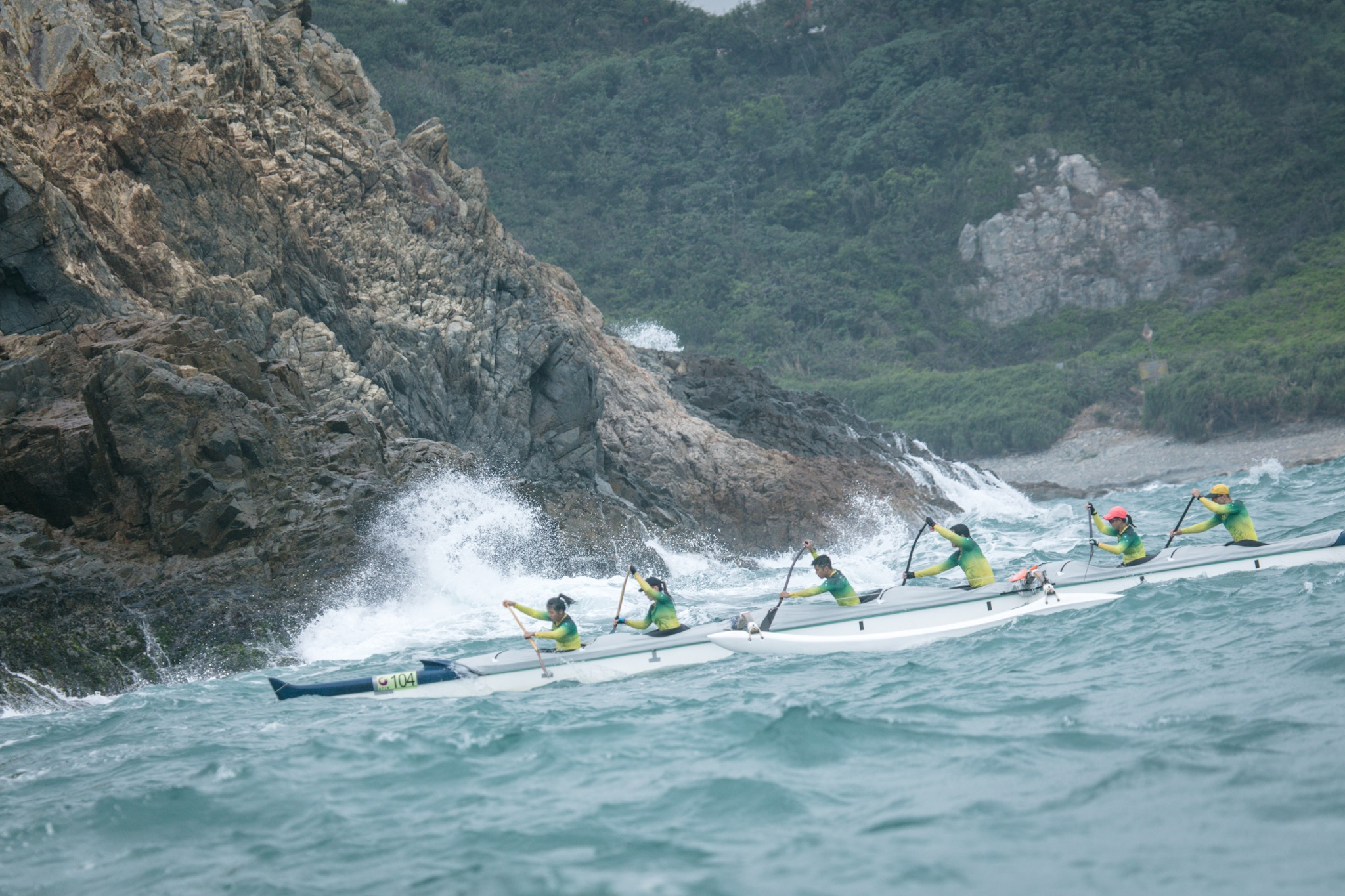 共廿六支來自香港、新加坡和美國夏威夷的勁旅,分成男子和混合等五個組別較量。 相片由公關提供