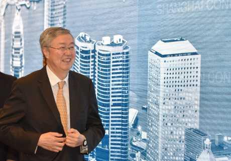 人民銀行前行長周小川。