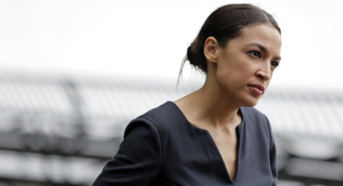 科爾特斯有望當選為歷來最年輕的女性聯邦眾議員。美聯社資料圖片