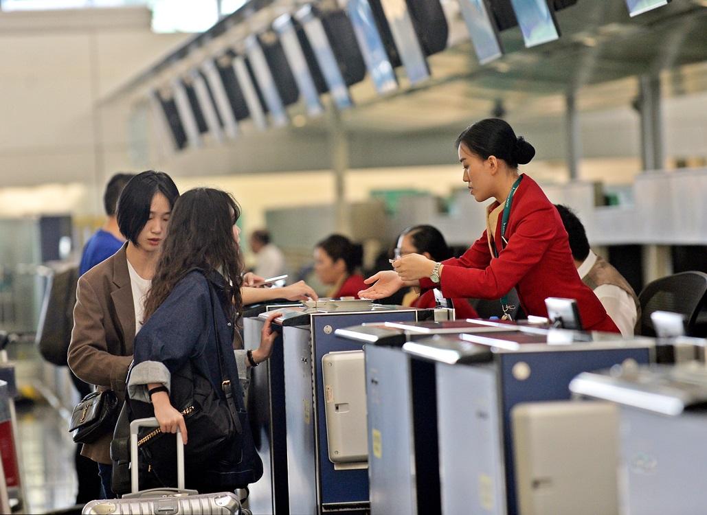 國泰航空外泄約940萬位客戶個人資料。資料圖片