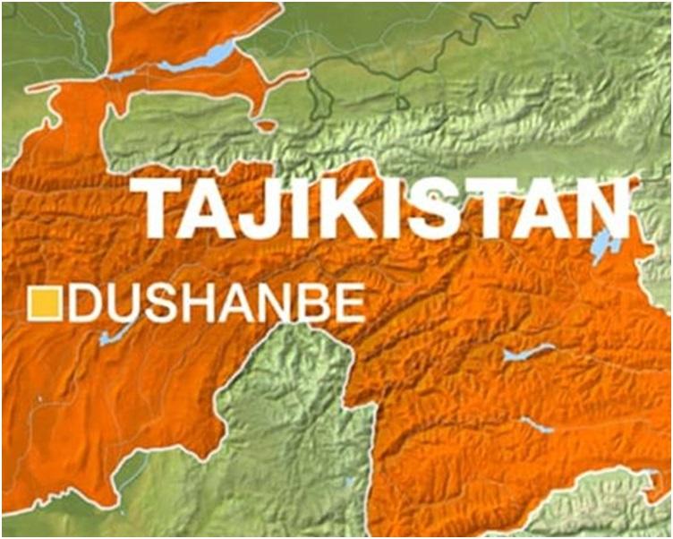 塔吉克發生監獄騷亂。