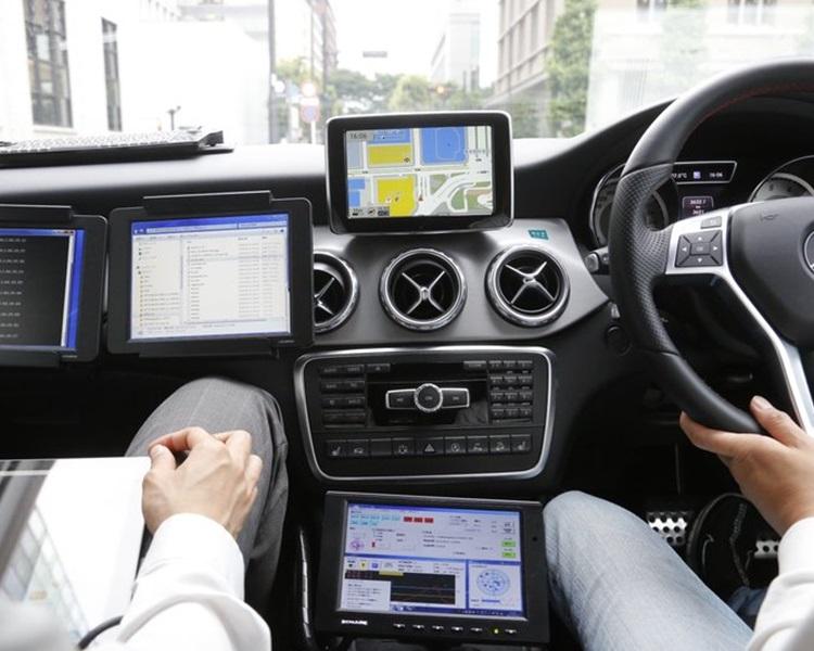 英國學者指無人駕駛汽車或成為「流動妓寨」。AP