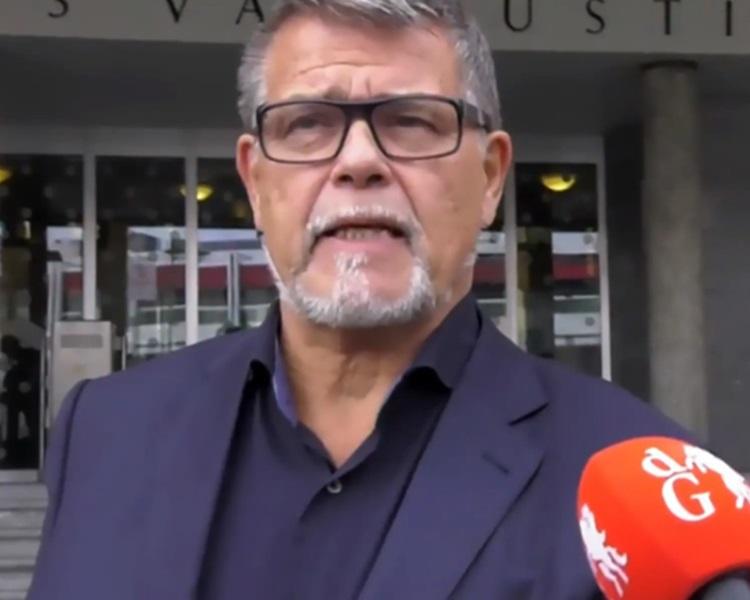 荷蘭69歲男子拉泰爾班特為結識女性,要求法院將其年齡改為49歲。網上圖片