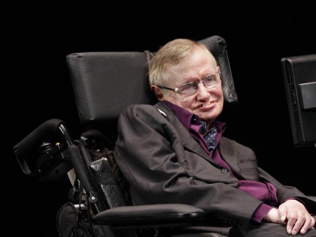 霍金生前的輪椅以高於估價30倍成交。資料圖片