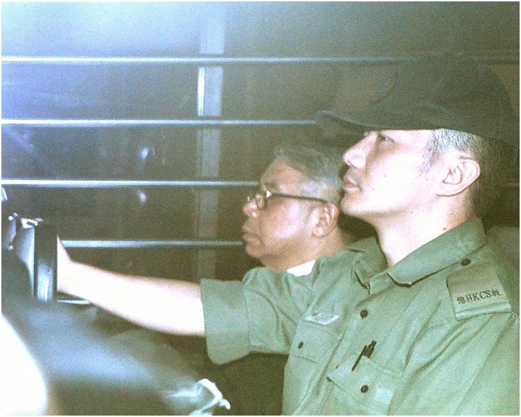 楊家誠正在服刑。資料圖片