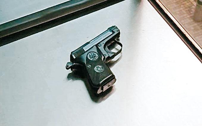 四川一父子因「講粗口」互射,兒子被射殺。資料圖片