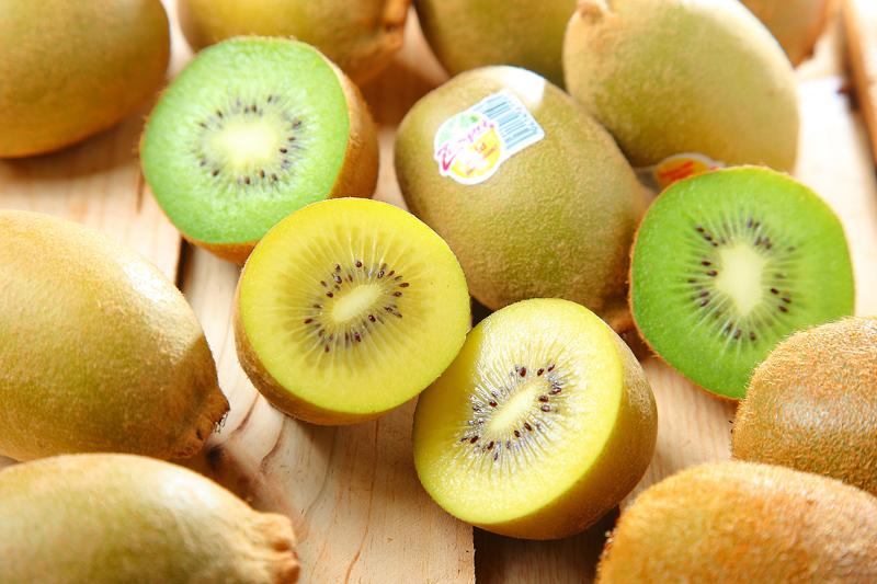 專家強調,金奇異果與普通的綠奇異果,單從營養價值而言,差異不大。網圖