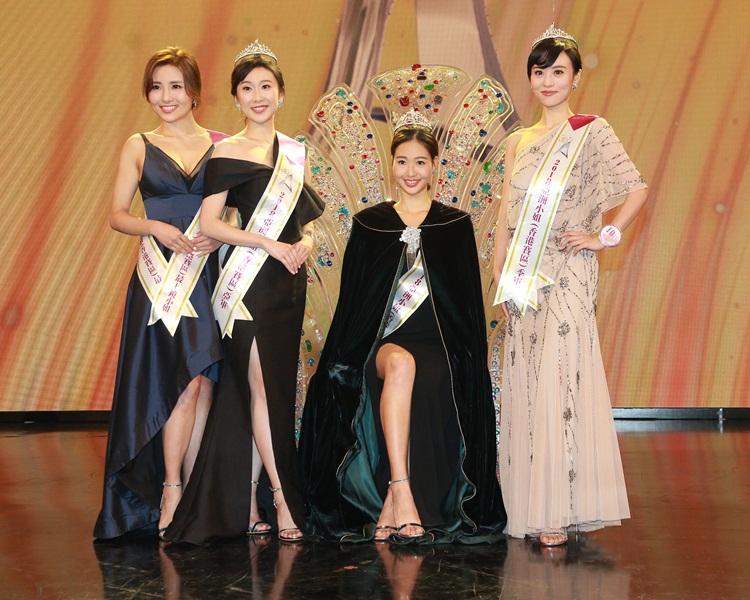 亞姐上月選完香港賽區,下月的大中華區及全球總決賽都如期舉行。