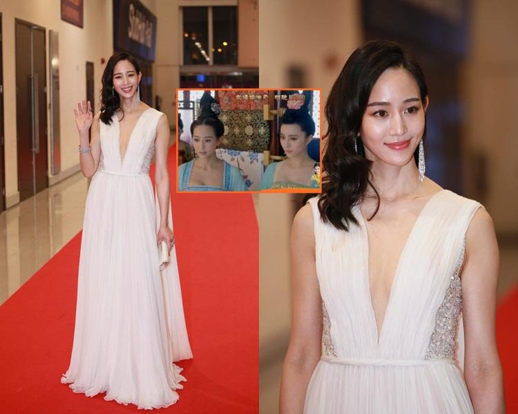 張鈞甯與范冰冰合作《武媚娘傳奇》成為好友。