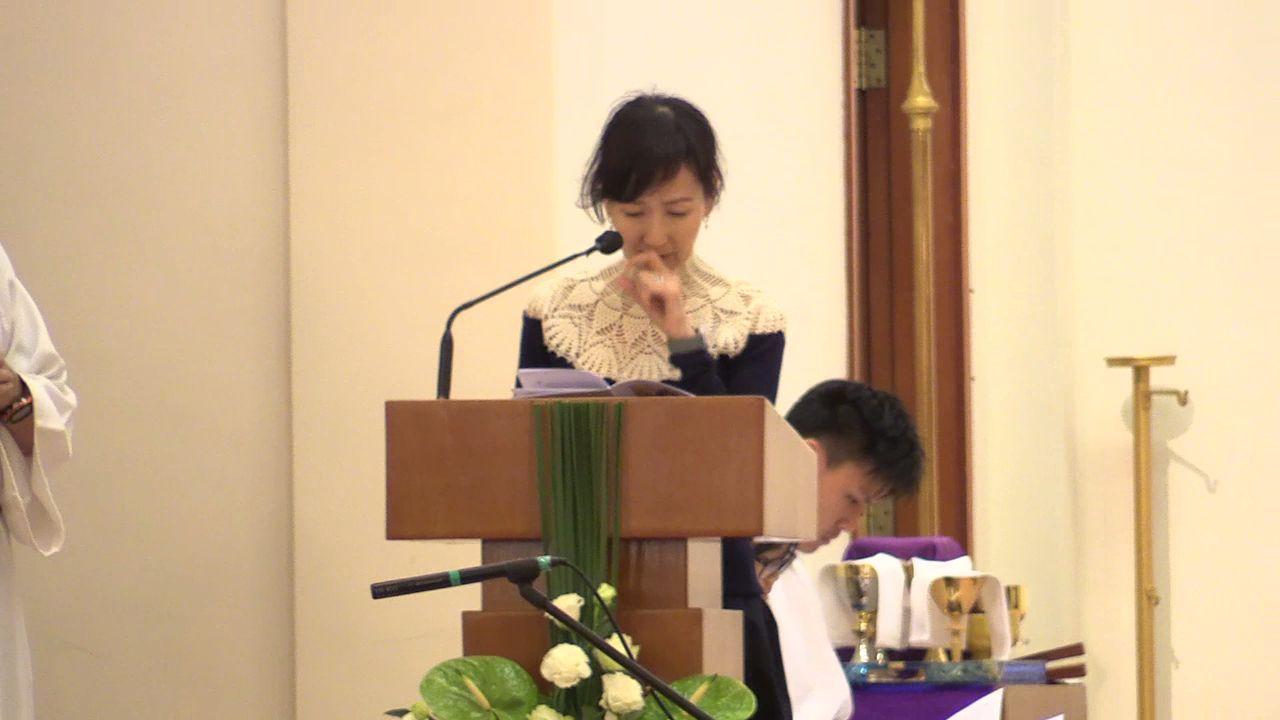 陳美琪感觸落淚。