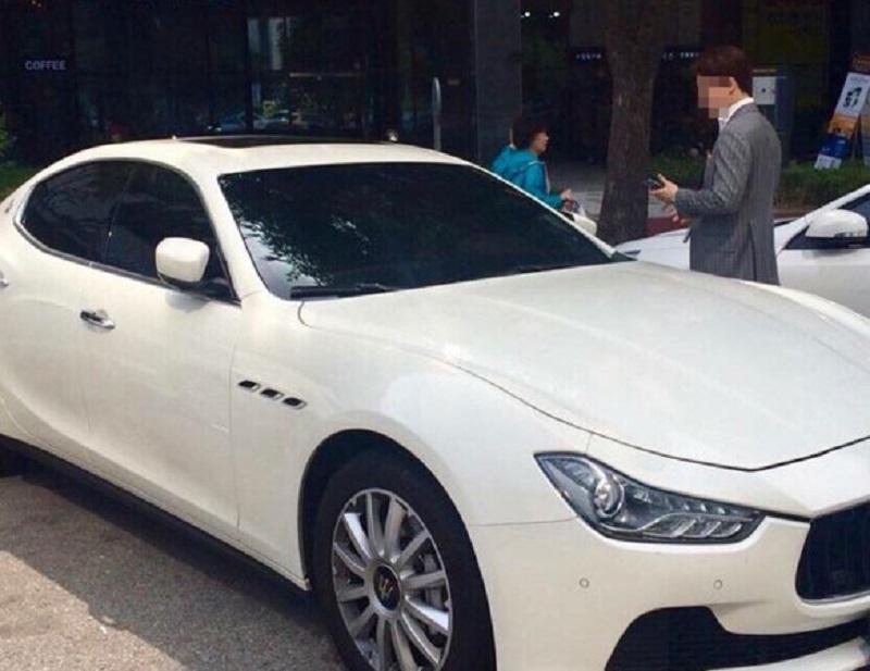 男子拒借車被老同學嘲諷。爆料公社圖片