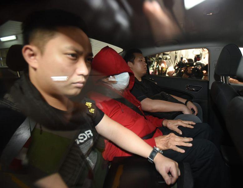 名醫李宏邦被捕。