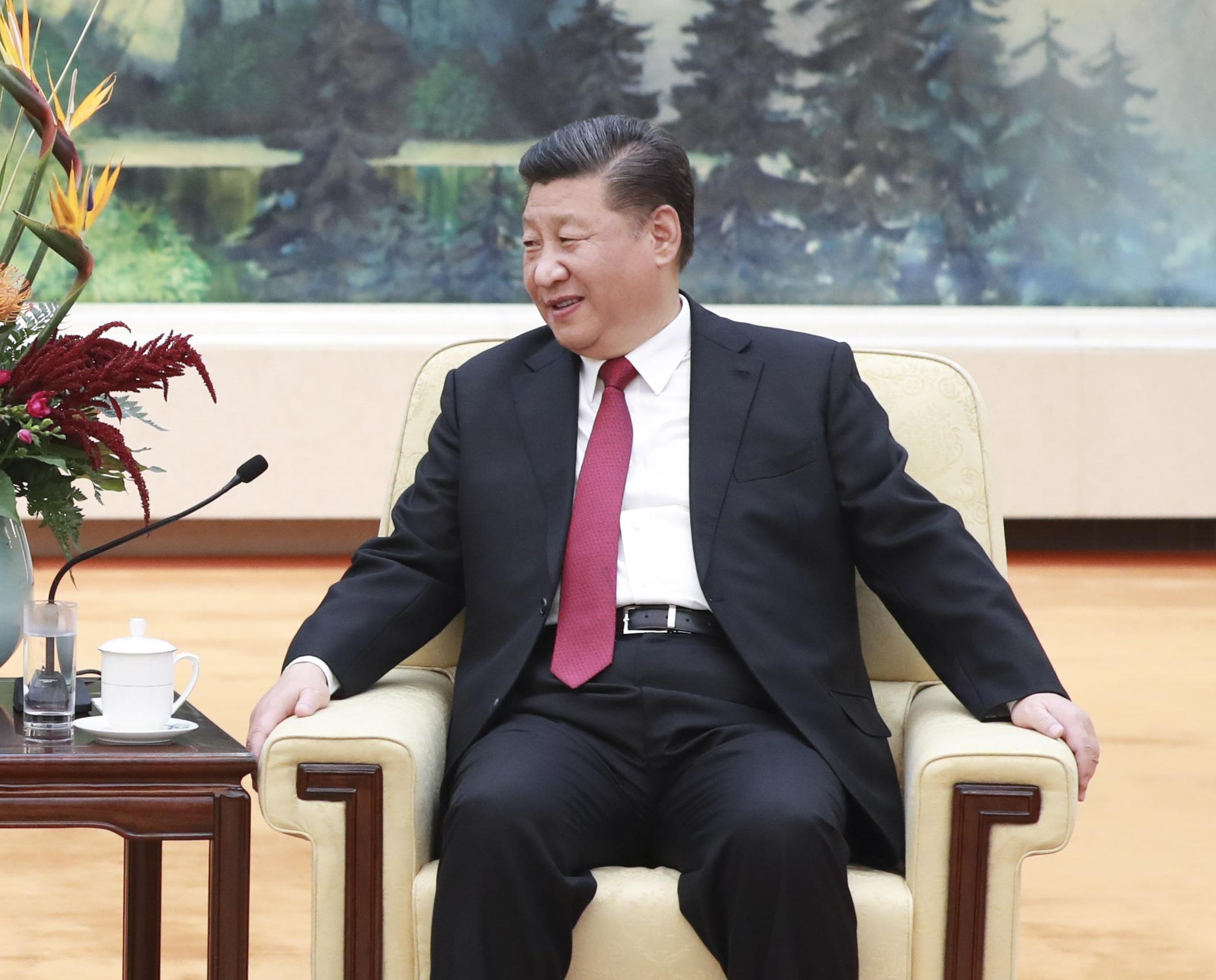 國家主席習近平。新華社資料圖片