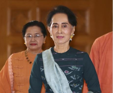 该组织表示,昂山素姬就缅甸军队对罗兴亚族穆斯林所犯下的暴行「满不在乎」。