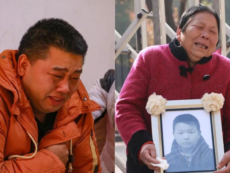 陝西一所中學一名15歲初三的畢姓學生,上月因被班主任帶去理髮店剃光頭後拒絕上學,其後更跳樓輕生。(網圖)