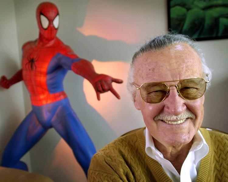 《蜘蛛侠》作者史丹利逝世,终年95岁。