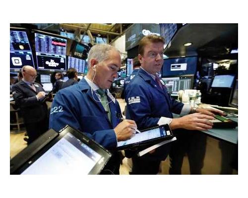 美股個別發展   杜指收市跌百點