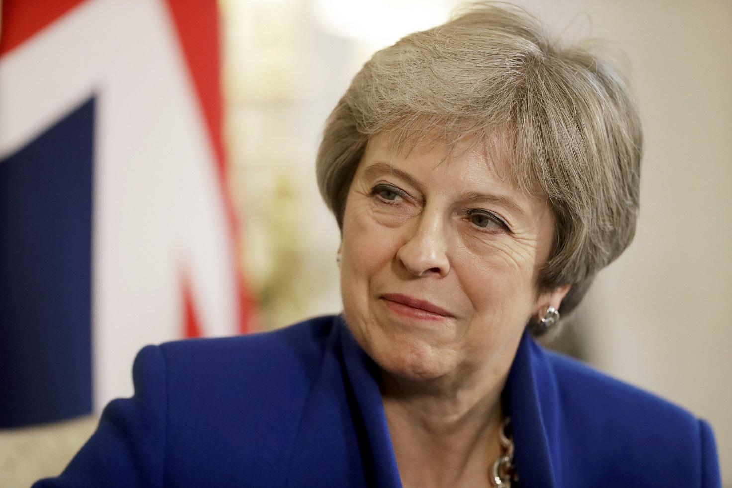 有消息指部分保守党脱欧派对草案感到不满,甚至将向文翠珊提出不信任动议。