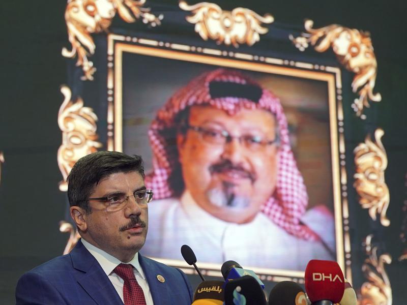土耳其批评沙特政府并无交代杀死卡舒吉的幕后黑手及卡舒吉的尸首被弃置在哪裏。