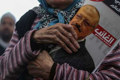 卡舒吉10月2日在沙特駐伊斯坦堡領事館遇害,引發全球關注。AP