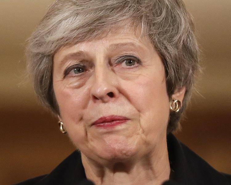 面对党友的不信任逼宫,文翠珊称推翻她亦不会使脱欧变得容易。