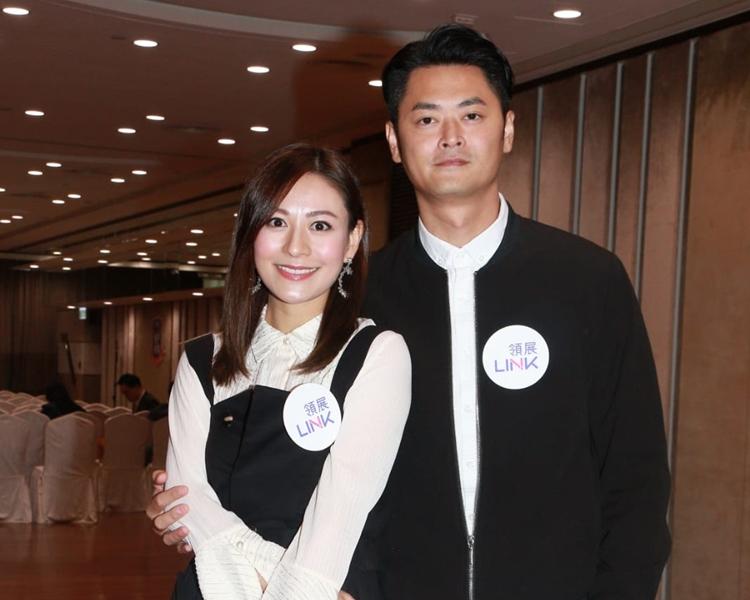 江若琳、蕭潤邦下月結婚。