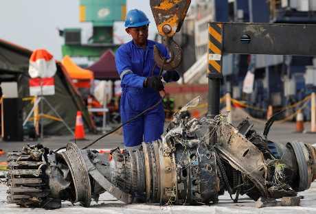狮子航空一架波音737MAX型客机10月29日在爪哇海坠毁,机上189人全数罹难。