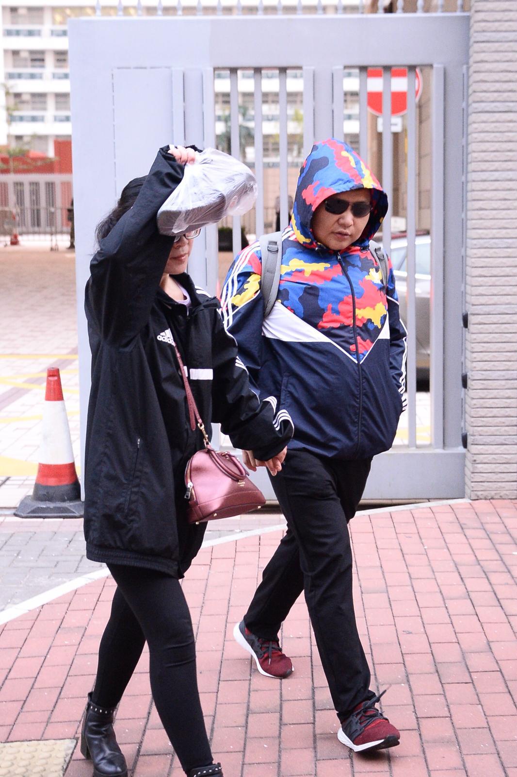 30歲被告李旭珩(右)。盧江球攝