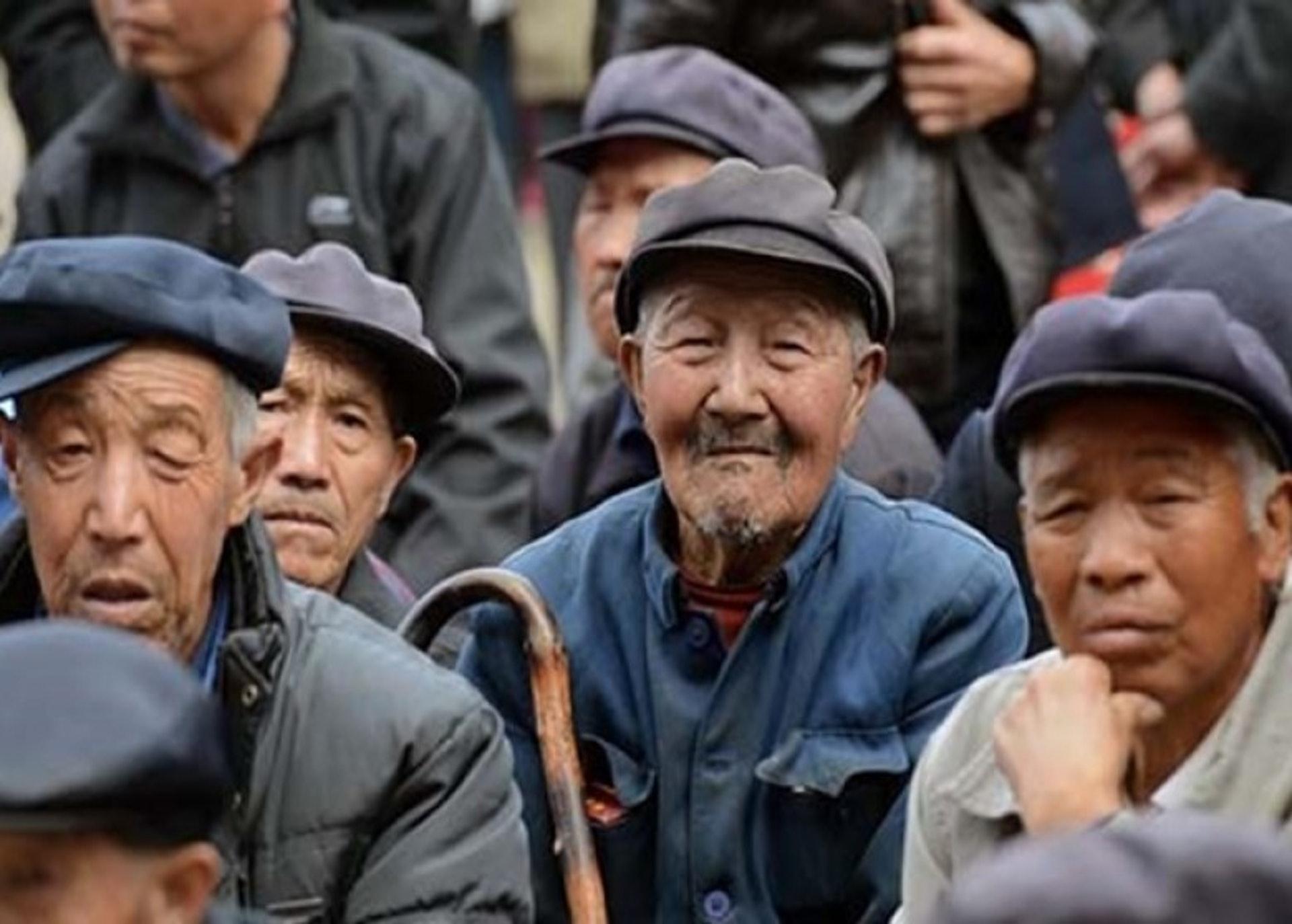 改革開放以來中國平均預期壽命明顯延長。新華社圖片