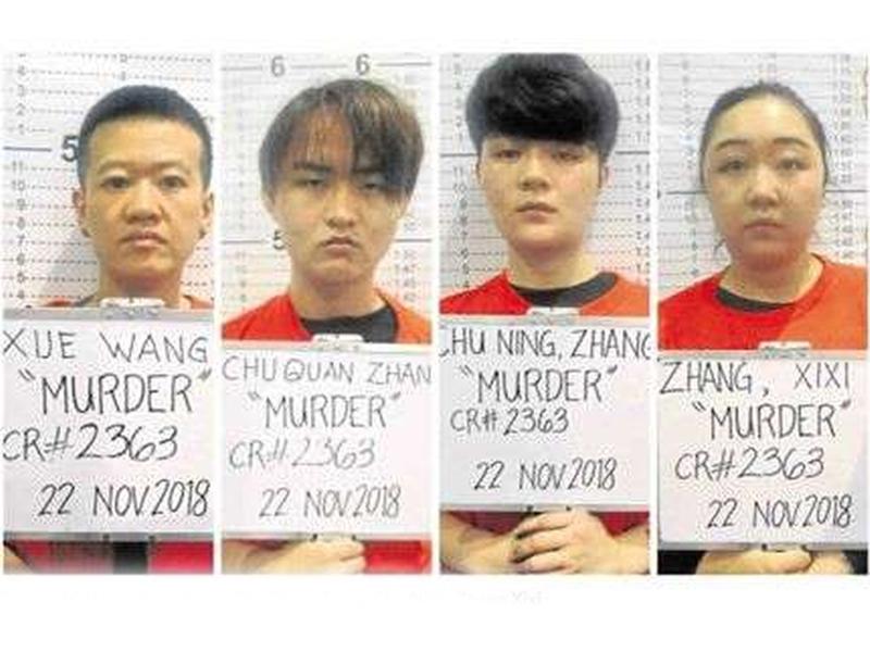 殺害同鄉的4名女子分別是22歲的張楚寧、18歲的張楚泉、24歲的王雪,以及25歲的張茜茜。(網圖)