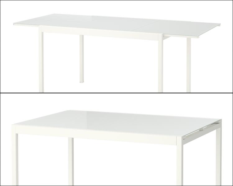 IKEA宣布回收GLIVARP伸延餐枱。 IKEA圖片