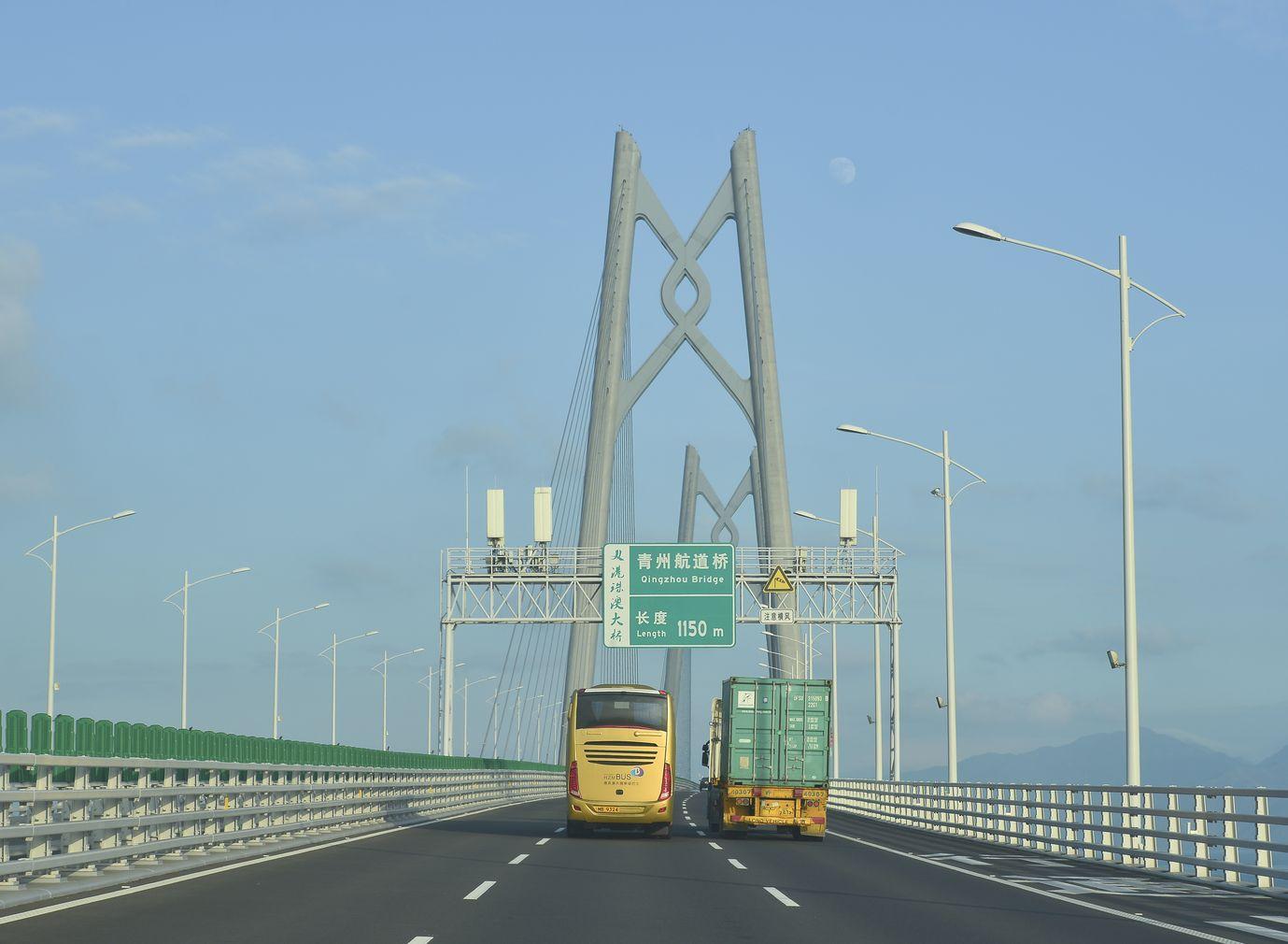 旅行社今年開辦不少 高鐵和大橋團。資料圖片