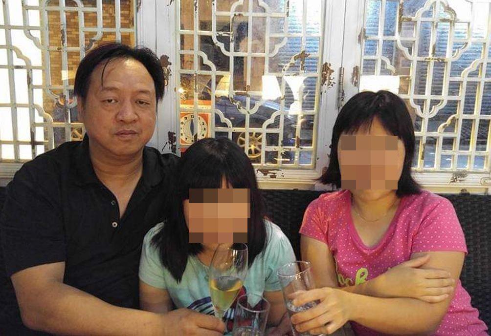 50歲男死者劉健昇與妻子育有一名約10歲女兒。