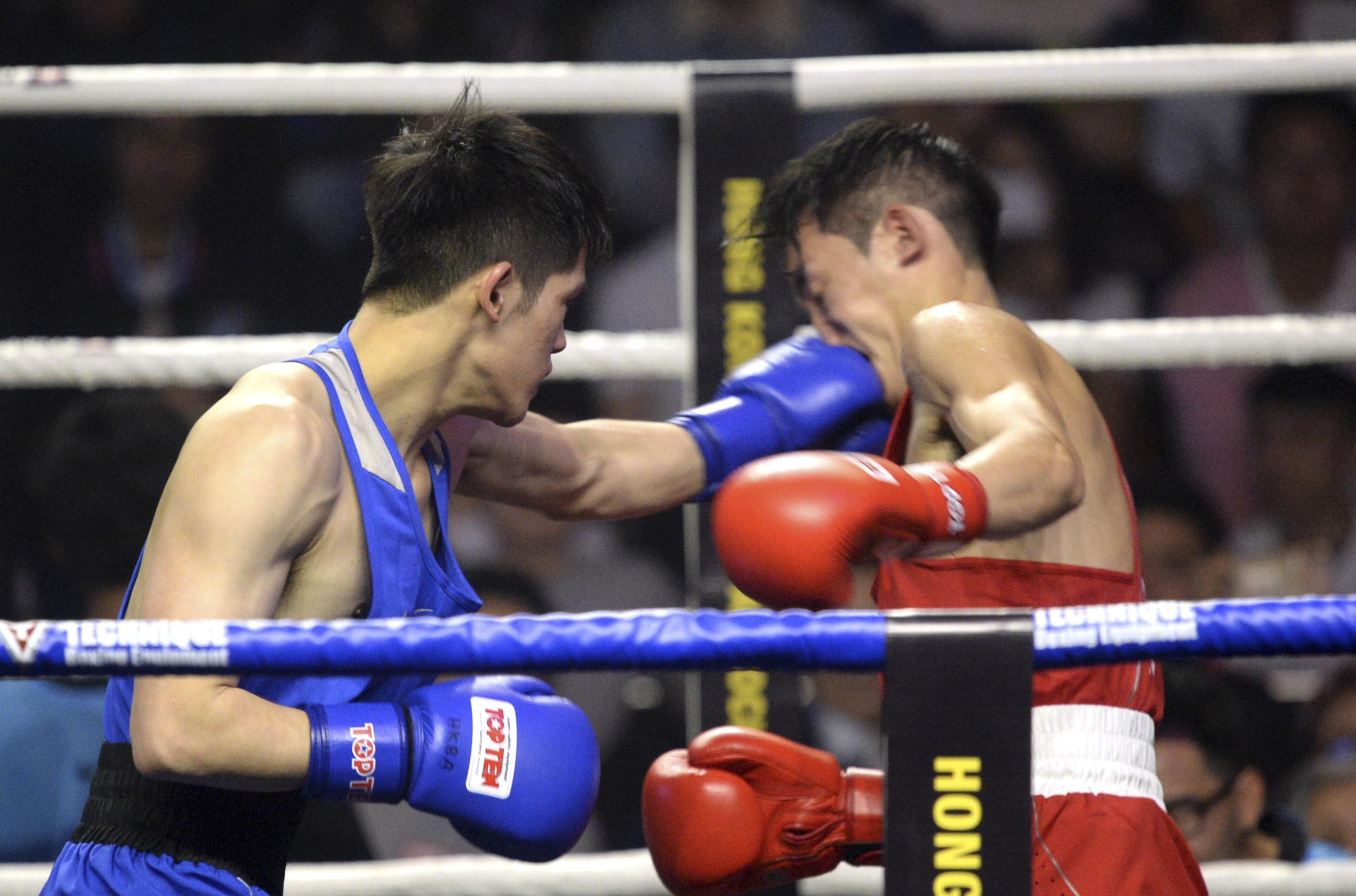 國際奧委會明年六月作出裁決,曹星如的奧運夢或遇阻滯。蘇正謙攝
