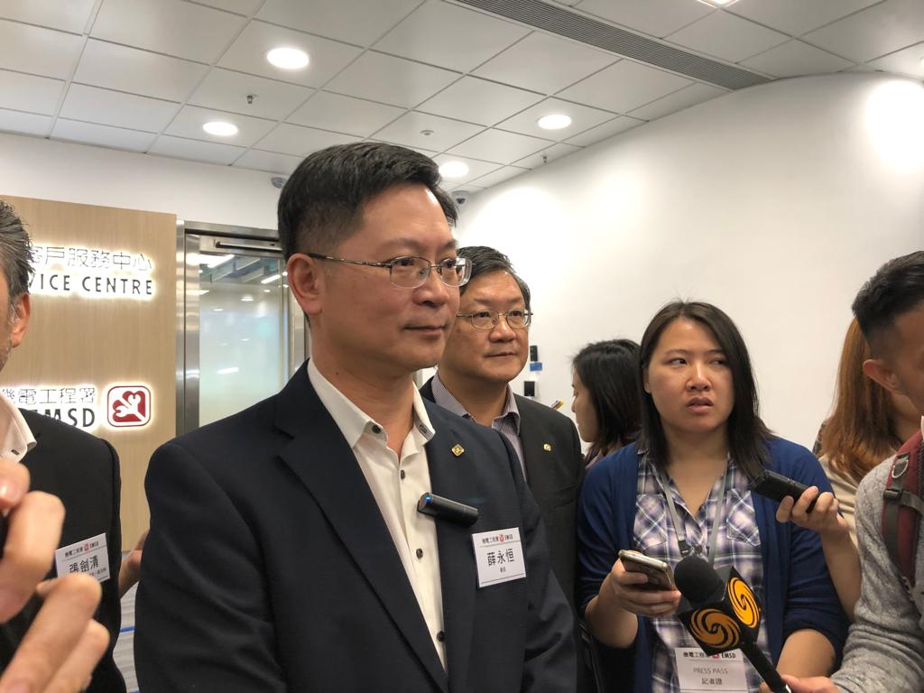 薛永恒希望,5年內可以將監測系統擴展至400座政府大樓。