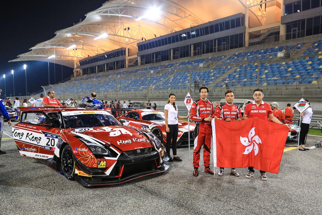 首屆GT國家盃圓滿結束,賽車港隊位列第7。相片由公關提供