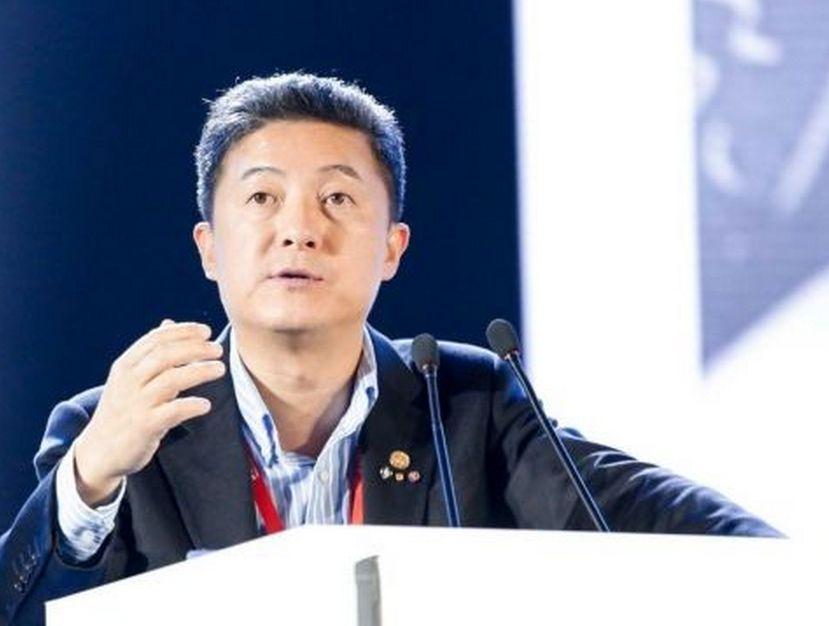 史丹福大學教授張首晟。網上圖片